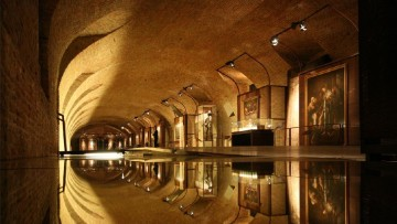 Gli allestimenti museali dello Studio Glass: la mostra per Venaria Reale