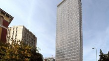 Parte la riqualificazione della Torre Galfa a Milano