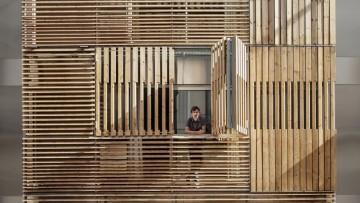 Frangisole come 'Urban filters': la ricerca di Mateo Arquitectura
