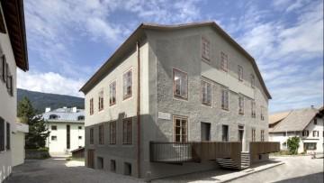 Architettura alpina: il recupero di Casa Polt di Stefan Hitthaler