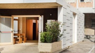Edilizia prefabbricata in legno per la Sindone a Torino