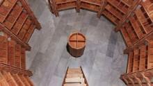 Wood design: il distributore di cibo in legno senza viti, chiodi o colle
