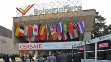 Bologna sara' sede del Cersaie fino al 2017
