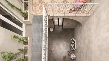 Salone del Restauro, i vincitori del Premio Iqu 2015: Casa Dcs a Ragusa
