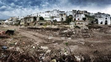 #DissestoItalia: le foto del territorio italiano 'ferito'