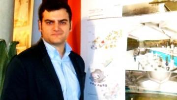 Gli Archiprix 2013 e Marco Russo, vincitore della sezione Architettura