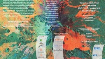VI Workshop tematico: Telerilevamento nell'analisi dei rischi naturali ed antropici