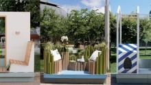 L'architettura del paesaggio e il verde protagonisti a Roma