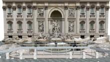 La Fontana di Trevi si rifa' il look: via al cantiere 'trasparente'