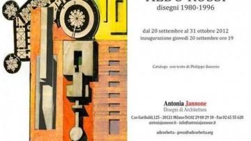 Aldo Rossi. Disegni 1980-1996