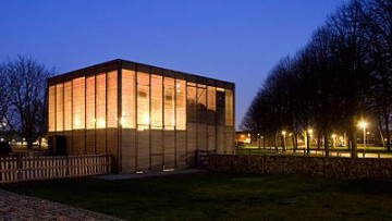 La Fattoria nel parco den Uyl di Almere, dei 70F architecture