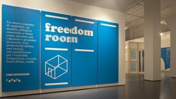 Aldo Cibic, dall'esperienza di freedom room ad altri progetti