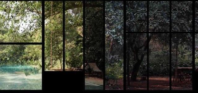 Il velo di mario bellini per il louvre apre al pubblico for Settimana design milano