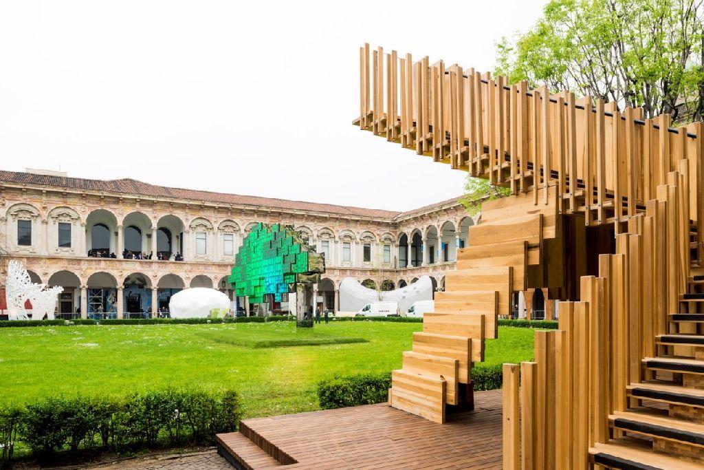 I piu 39 noti progettisti alla statale di milano per celebrare i 60 anni di interni - Architetto interni milano ...