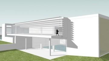 Materiali ecosostenibili per la nuova piscina di Alme'