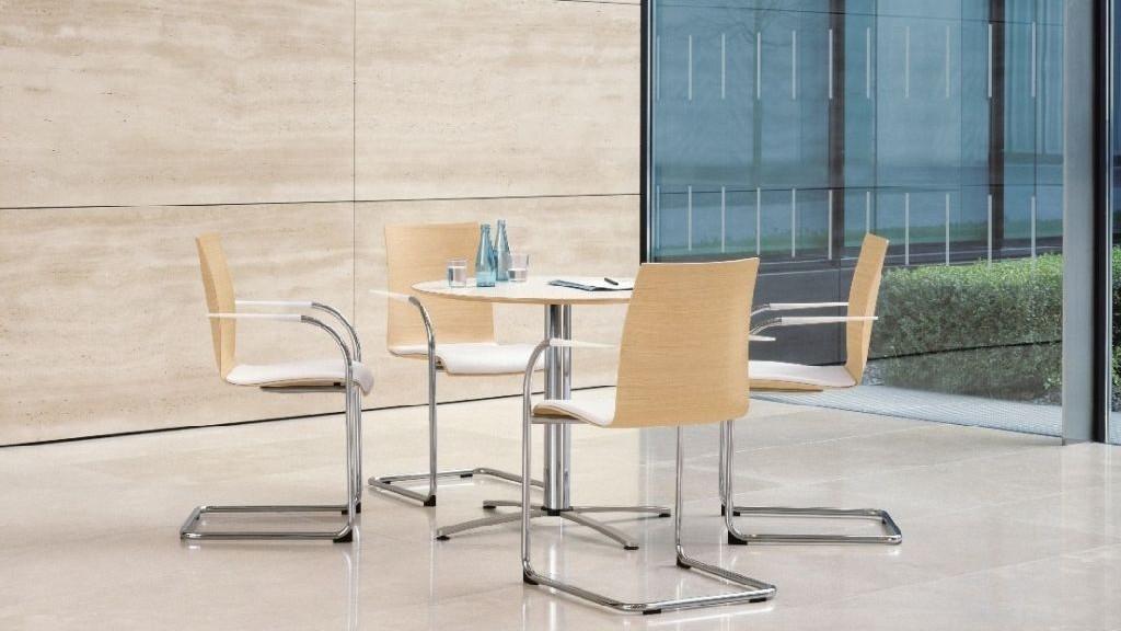 Fina di brunner la seduta da ufficio dal design for Ufficio architetto design