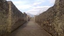Levostab 99 per gli scavi archeologici di Pompei