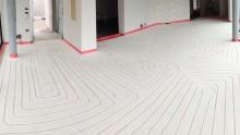 Zeromax, il pavimento radiante oltre ogni limite di spessore