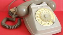 Il telefono di casa, per eccellenza
