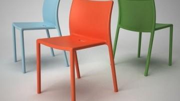 La sedia Air di Jasper Morrison