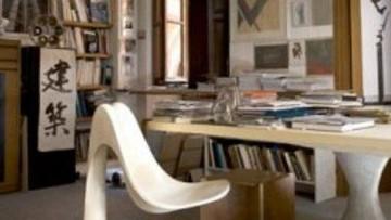 Angelo Mangiarotti e la sedia Chicago
