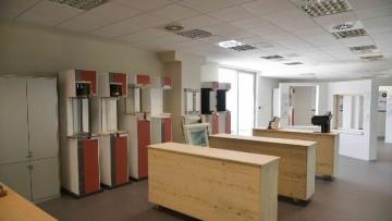 Inaugurato il nuovo Centro esposizione e formazione di Finstral