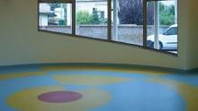Sika® Comfortfloor® Decorative Pro scelto per i pavimenti di un asilo nel ravennate