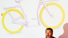 "Philippe Starck firma Pibal, ""bici urbana ideale"""