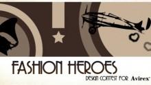 """Via al XVII """"Fashion heroes"""""""