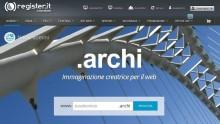 Dominio .archi: un mondo di nuove opportunita' per gli architetti