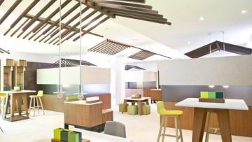 L'interior design 'rivoluziona' le filiali bancarie