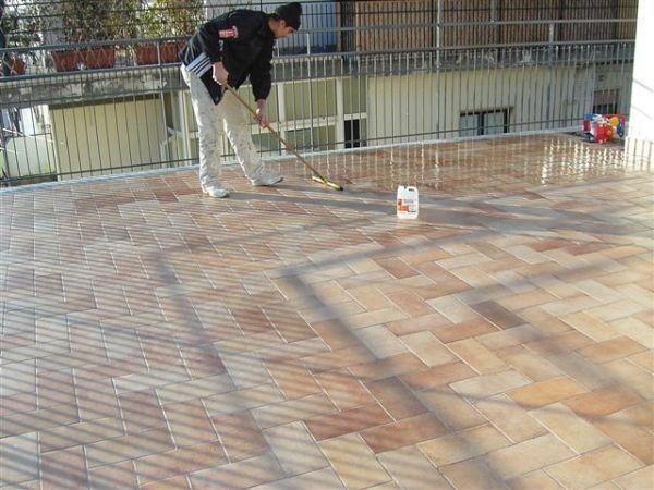 Come ripristinare l\'impermeabilizzazione dei terrazzi? La risposta e ...