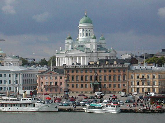 Helsinki capitale mondiale del design nel 2012 for Capitale finlandese