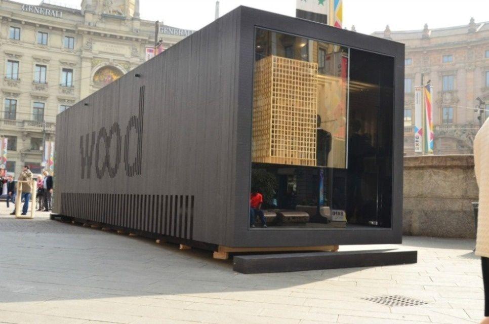 I wooddays a milano il legno e 39 protagonista architetto - Architetto a milano ...