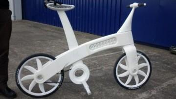La bicicletta? Si crea con una stampante 3D