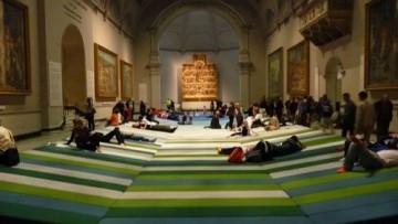 Textile Field: un prato di stoffa al V&A Museum