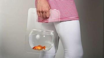 L'acquario diventa portabile