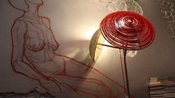 Modernita' e tradizione per le lampade Corbulait