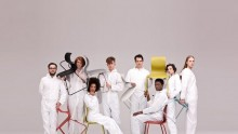 Pro Chair: sedia di Grcic, foto di Oliviero Toscani