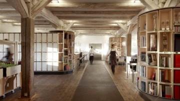 """Un """"ricettario di architettura"""" per il Noma FoodLab"""