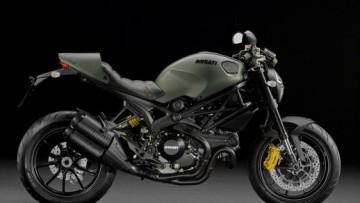 Ducati Monster Diesel, tra moda e tecnologia