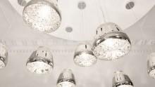 Le luci di Marcel Wanders ispirate ai fanali delle automobili