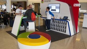 Google: il futuro nei Glass e negli Store