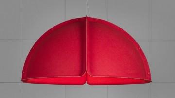 Hood, la lampada come una cupola