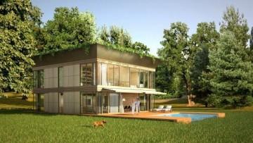 Philippe Starck 'firma' le eco-case in legno