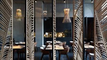 Il concept restaurant Taizu a Tel Aviv