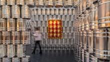 I barattoli di latta per la mostra di Warhol