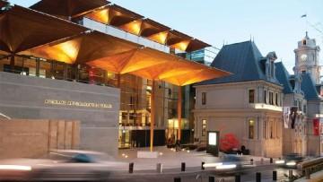 L'Auckland Art Gallery e' il miglior edificio del 2013 per il Waf