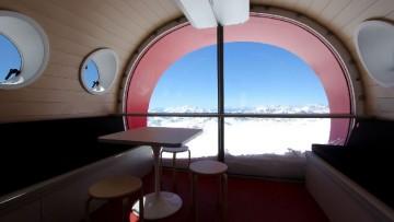 L'eco-hotel dei record in alta quota