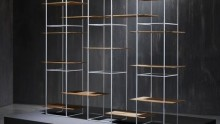 TT3, la libreria 'al cubo' di Ron Gilad
